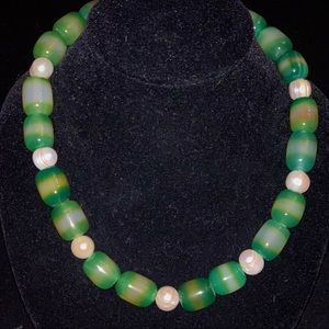 Vintage custom necklace
